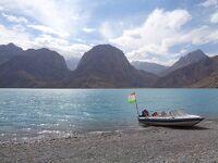 アシアナ航空ビジネスクラス〜中央アジア3ヶ国の湖巡り 3(日帰りイスカンダルクル〜ドゥシャンベ)