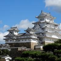 日本100名城巡り完結編 99城目竹田城 100城目姫路城 帝国ホテルでお祝いのディナー 前編
