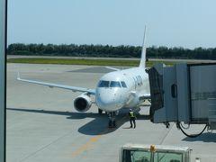 函館空港からJALで帰阪◆2016年8月・東北縦断~函館の旅《その18・最終章》
