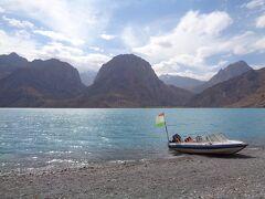 アシアナ航空ビジネスクラス~中央アジア3ヶ国の湖巡り 3(日帰りイスカンダルクル~ドゥシャンベ)