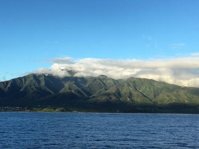 2018年10月新婚旅行で「プライド・オブ・アメリカ」に乗船してきました。<br />今回はクルーズ2、3日目のマウイ島滞在。2日目は街の散策とハレアカラ火山へ。3日目は「モロキニクレーター&タートルシュノーケル」のアクティビティに参加。残念ながらマウイ島はお天気がイマイチで写真もあまり撮らなかったので、期待せずにお読みください(*´‐`)ハワイ島からはまた盛り上がっていきます!<br /><br />【出発編・続きはこちら】<br />出発編:https://4travel.jp/travelogue/11413334<br />ヒロ編:https://4travel.jp/travelogue/11416061<br />コナ編:https://4travel.jp/travelogue/11417514<br />カウアイ編:https://4travel.jp/travelogue/11420986<br /><br />【船内情報】<br />アクティビティ&レストラン情報:<br />http://4travel.jp/overseas/area/north_america/hawaii/honolulu/transport/10416269/tips/13375894/