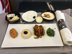 トルコ航空のドゥシャンベまでのフライトとホテルシューモン。