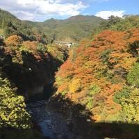 紅葉の草津温泉と軽井沢でまったり【1日目】…