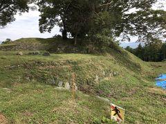 奈良県の城跡巡り:宇陀松山城跡