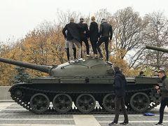【実弾射撃】ウクライナ3日目 ミリタリー三昧【軍事博物館】