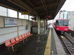 ローカル支線に乗りに、今度は名古屋周辺へ【その2】 名鉄尾西線② 続けて竹鼻線と羽島線に乗る