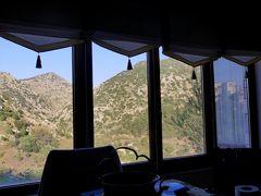 2018.8ギリシアザキントス島,ペロポネソス半島ドライブ旅行23-Dimitsanaへ,Dimitsana Viewに2泊