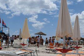 美しき南イタリア旅行♪ Vol.445(第16日)☆カシーノ・デイ・トゥルキ:美しいアドリア海の遊泳♪