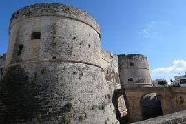 美しき南イタリア旅行♪ Vol.451(第16日)☆美しきオートラント旧市街 さようならオートラント城♪