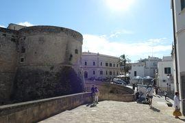 美しき南イタリア旅行♪ Vol.452(第16日)☆美しきオートラント旧市街 オートラント城からペラスギ要塞へ♪