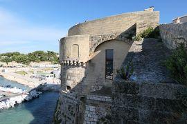 美しき南イタリア旅行♪ Vol.453(第16日)☆美しきオートラント旧市街 ペラスギ要塞から最後のパノラマ♪