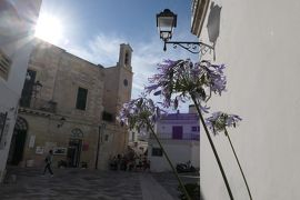 美しき南イタリア旅行♪ Vol.454(第16日)☆「Palazzo Papaleo」ジュニアスイートルームから最後の眺め ♪