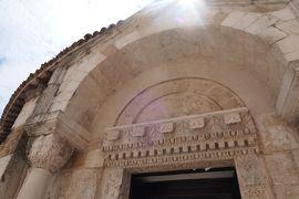 美しき南イタリア旅行♪ Vol.458(第17日)☆ブリンディジ:円形教会「サン・ジョヴァンニ・アル・セポルクロ」♪