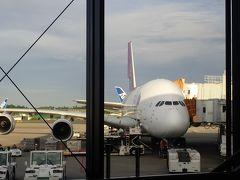 11日間で中欧4か国周遊◆Day1◆東京→バンコク経由→ウィーン到着編(タイ国際航空)