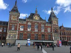 春のベルギー*オランダ*ドイツ8日間ひとり旅④アムステルダムぶらり散歩