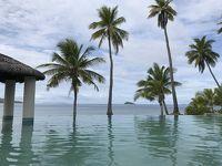 2018年フィジー(マナアイランドリゾート)旅行記④ プールもビーチも満喫