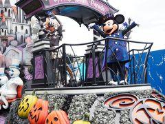 初めてのお誕生日ディズニー☆雨降る?降らない?ドキドキハロウィン