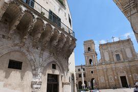 美しき南イタリア旅行♪ Vol.463(第17日)☆ブリンディジ:美しい「ドゥオーモ広場」♪