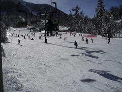 2010年12月 ANAのビジネスクラスで行く、ラスベガスでスキーをする旅