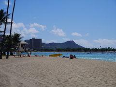 Hawaii in 2018 初*子連れ旅行(1日目~2日目)
