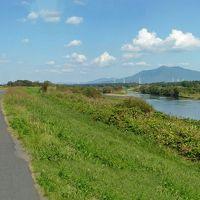 関東鉄道サイクルトレインに乗車&小貝川サイクリングロード