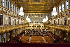 '18年 春  18日間欧州5ヶ国旅行 オーストリア① オペラに佐渡さんにウィーンフィル~ウィーンで音楽三昧