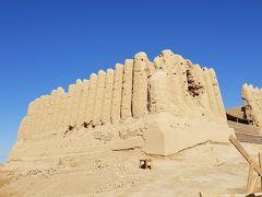 トルクメニスタン・ウズベキスタン 一人旅⑤(マーリ・メルブ遺跡)