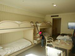 オリエンタルホテル東京ベイに泊まるTDL