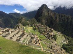 南米旅行 マチュピチュ