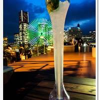 横浜1泊 「横浜ベイホテル東急に宿泊」~「オーシャンズバーでみなとみらいの夜景を見ながらカクテル」~「メレンゲでパンケーキ」