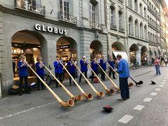 2018年夏〜スイス登山鉄道とレンタカーの旅9日間〜6日目�ベルン