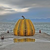 平成最後の秋!アートで有名な『直島』へ行ってみたら本当にアートが溢れてた!!