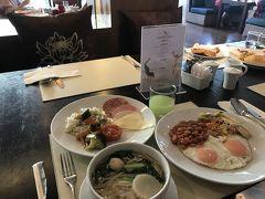 再び子連れプーケット③Swissotel Resort Phuket Patong Beach 朝食