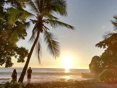2018.10 ハワイ島ツアー(2)夕暮れのカイルア・コナを散策