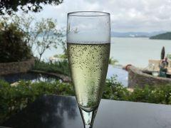再び子連れプーケット⑥Westin Siray Bay シャンパンブレックファスト・ディナー