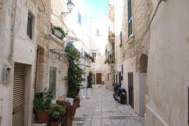 美しき南イタリア旅行♪ Vol.474(第17日)☆美しきポリニャーノ・ア・マーレ旧市街 美しく生まれ変わった♪