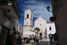 美しき南イタリア旅行♪ Vol.475(第17日)☆美しきポリニャーノ・ア・マーレ旧市街 美しい広場や大聖堂♪