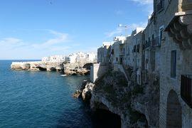美しき南イタリア旅行♪ Vol.479(第17日)☆美しきポリニャーノ・ア・マーレ旧市街 美しいアドリア海♪