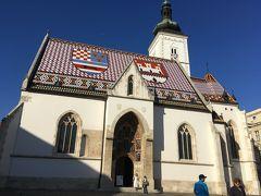 秋のクロアチアバス旅!その4・ザグレブと帰路(モスクワトランジット)