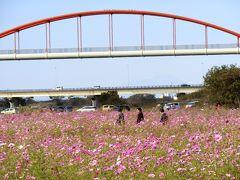 日本一の水道橋を渡る