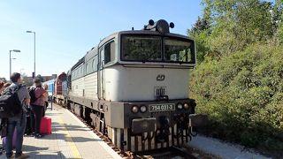 11日間で中欧4か国周遊◆Day3◆プラハ→チェスキークルムロフ→プラハ編(バス&鉄道の旅)