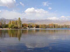 アシアナ航空ビジネスクラス~中央アジア3ヶ国の湖巡り 5(ビシュケク~チョルポン・アタ)