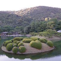 初めての香川県 高松散策 & ANAクラウンプラザホテル岡山宿泊