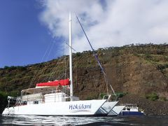 2018.10 ハワイ島(8)キャプテン・クックにてシュノーケリング♪