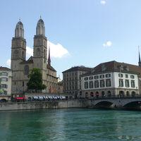 チューリッヒでオペラ三昧。ついでにリヒテンシュタイン日帰り旅行。(チューリッヒ編)
