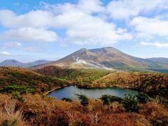 霧島山(韓国岳)登山&えびの高原、霧島温泉