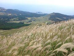 1泊2日 東伊豆 (前編) 細野高原のすすきと食べるお宿 浜の湯