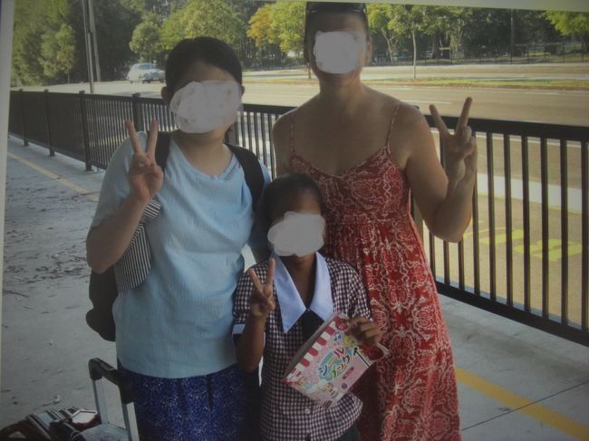 14才の長女が2回目のオーストラリア留学と初めてのホームステイ