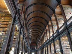 アイルランドで夏休み 8 ゴールウェイからダブリンへ 世界一美しい本「ケルズの書」in トリニティー・カレッジ