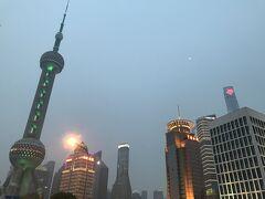 魅惑の上海